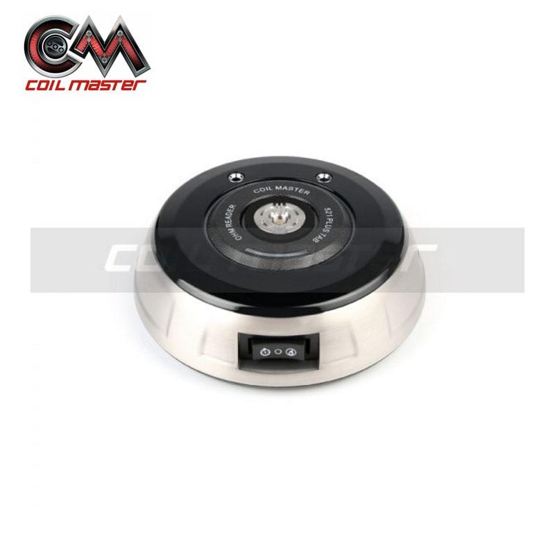 100% Original Coil Master 521 Plus Tab for Ohm meter Coil rebuilding Coil burning For Electronic Cigarette RDA RDTA RTA Vapor