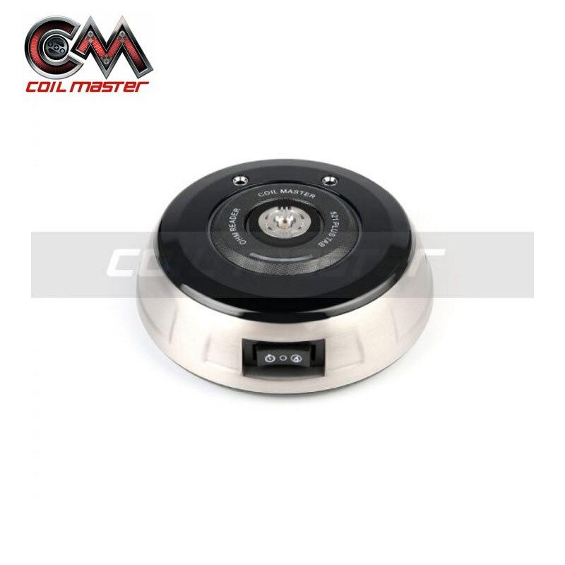 100% Originale Coil Maestro 521 Plus Tab per Ohm meter bobina ricostruire Bobina brucia Per Sigaretta Elettronica RDA RDTA RTA vapore