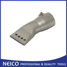 40 мм широкий слот перфорированная насадка для LESITER/BAK/HERZ/FORSTHOFF/SIEVERT Тепловая пушка горячего воздуха