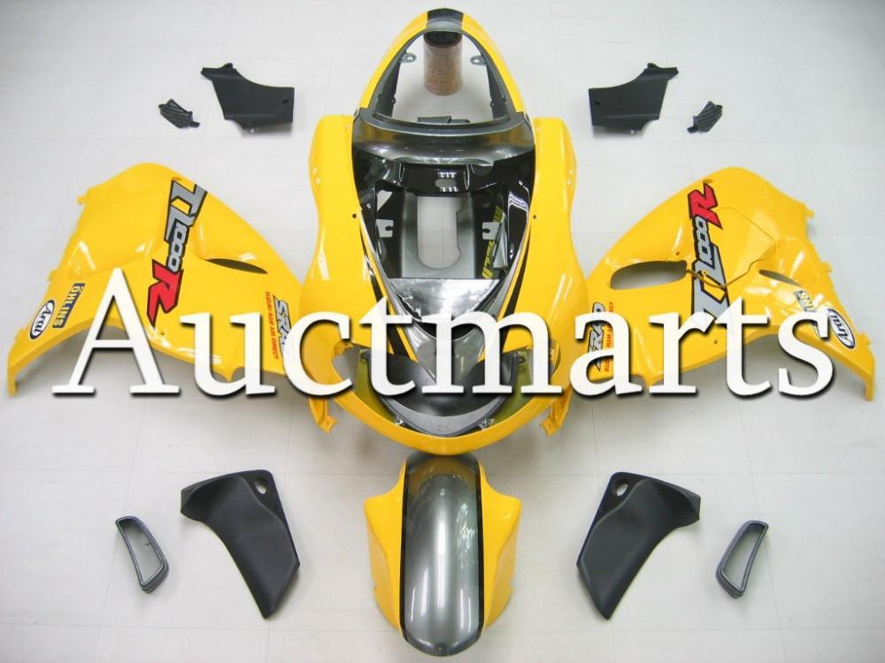 Fit for Suzuki TL1000R 1998 1999 2000 2001 2002 2003 high quality ABS Plastic motorcycle Fairing Kit Bodywork TL1000R 98 03 C 12