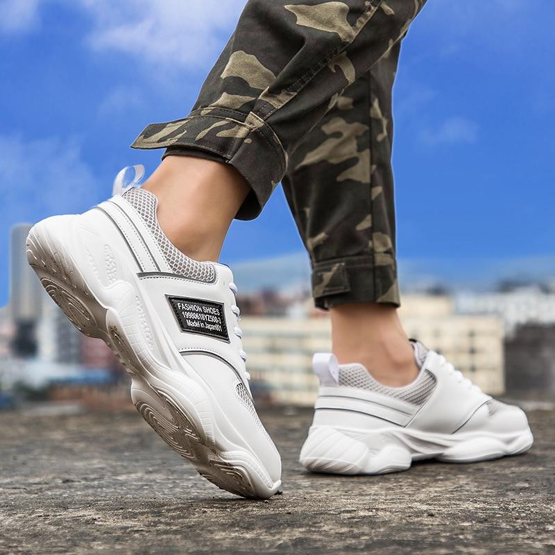 Nouveau Nouilles De blanc Net 2019 Printemps noir Loisirs Hommes Chaussures Beige CoBeWQrdx