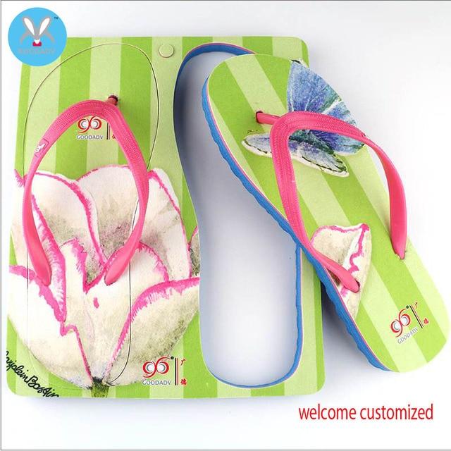 5e6815fb7 custom Cheap Fashion Beach slippers China style eva slipper summer women  flip flops board slippers welcome custom