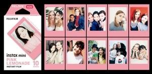 Image 5 - Fujifilm Instax Mini Pink Lemonade Film Photo Paper For Fuji Instant mini 9 8 70 8 Plus 70 NEO 90 25 Film Camera Share SP 1 SP 2
