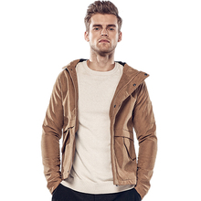 2017 New Autumn Mens Leather Bomber Jacket Hoodie Winter Parkas Slim Fit Rider Biker Jacket Casual Hoodies Clothing z30