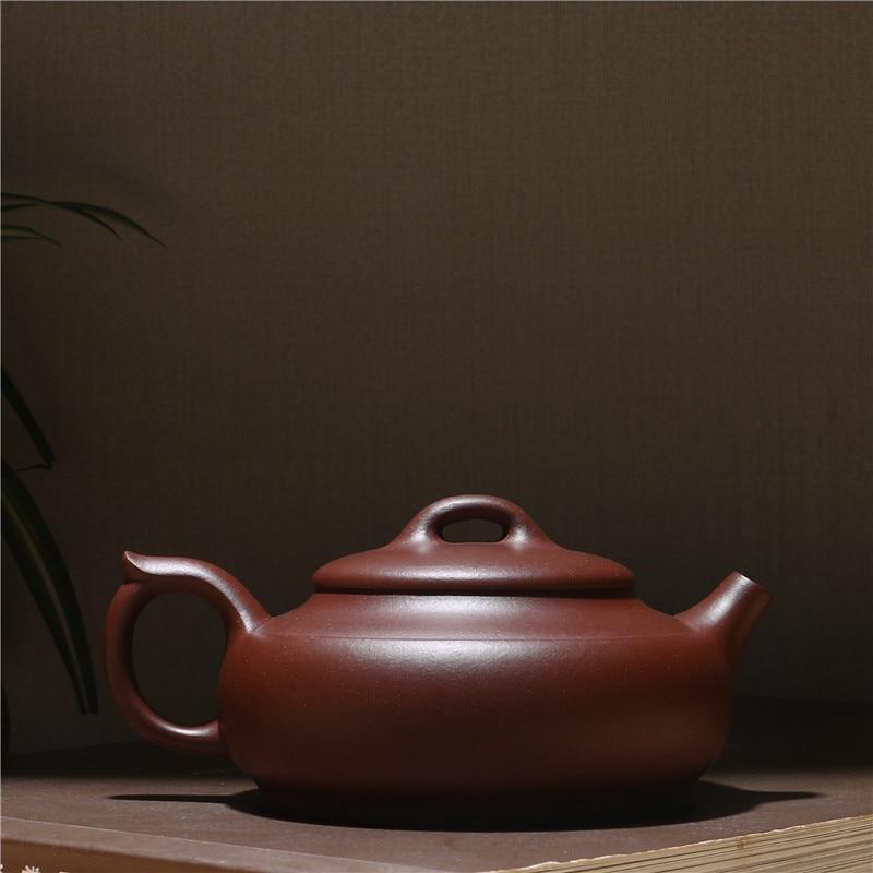 230 ml fábrica directa China Kung Fu Zisha tetera de arcilla púrpura genuino Yixing Paquete de caja de regalo envío gratis - 2
