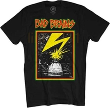 BAD BRAINS - Capitol - T SHIRT S-M-L-XL-2XL Brand New T Shirt стоимость