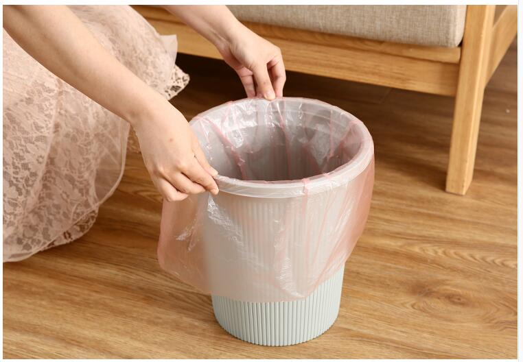 household-plastic-bag-thickened-garbage-bag-roll