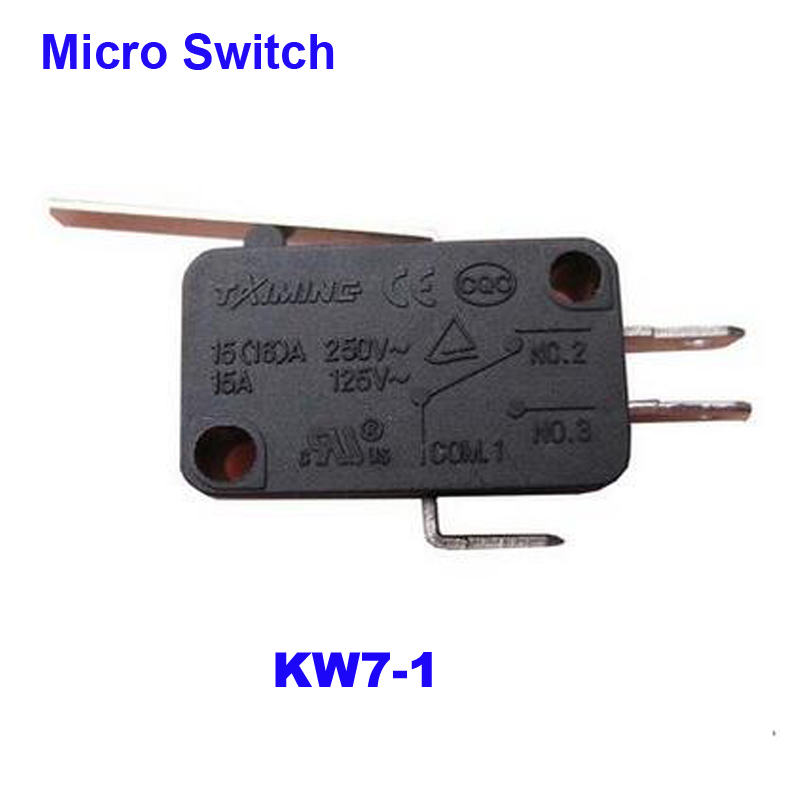 Lighting Accessories Realistic Top Quality Sale Price 50 Pcs A Lot Widely Used 5a Switches 125vac/250vac Mininature Microswitch Limit Switch Copper Contact Clear-Cut Texture