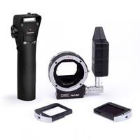 Aputure DEC Vari ND ND8 to ND2048 Using EF mount Lenses to E Mount Cameras