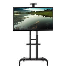 High quality NB AVA1800-70-1P 55-80 inch TV Mount Trolley LED LCD Plasm