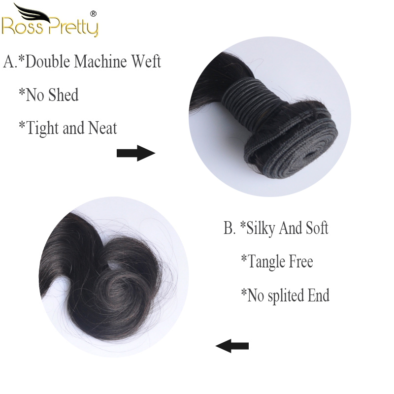 non remy peruvian human hair details