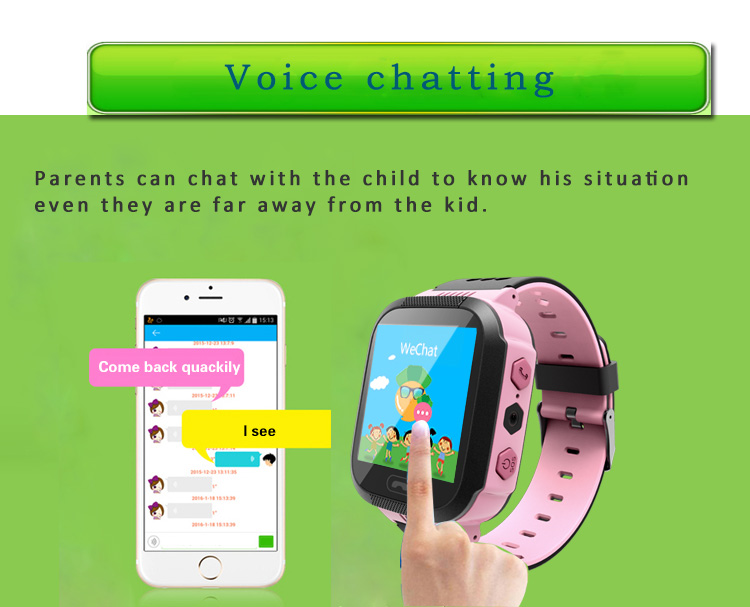 MOCRUX Q527 Smart watch Children Kid Wristwatch SOS GSM Locator Tracker Anti-Lost Safe Smartwatch Child Guard for iOS Android (4)