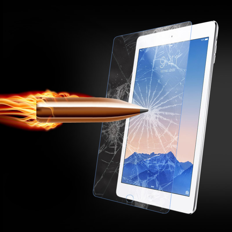 NEWCOOL For Apple iPad Pro 9 7 9H 2 5D Tablet Tempered Glass Screen Protector Protective