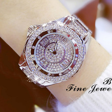 2017 New Luxury Women Watches Diamond Top Brand Elegant Dress Quartz Watches Ladies Wristwatch Relogios Femininos