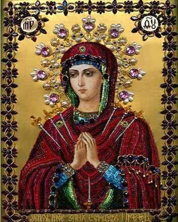 Presente de Ano novo DIY 5D Diamante Bordado Pintura do Retrato Religioso Religião Ícones Diamante Redondo de Cristal do Ponto da Cruz Needlework