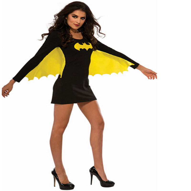Hot Sale Sexy Batman Halloween Costume For Woman Adult Cosplay Party DressClothes Lady Christmas Gifts In Stock MZ0 on Aliexpress.com | Alibaba Group  sc 1 st  AliExpress.com & Hot Sale Sexy Batman Halloween Costume For Woman Adult Cosplay Party ...