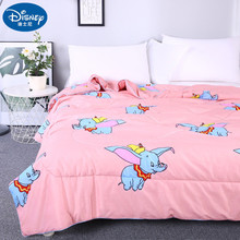 2019 New Spring Summer Elephant Blanket Throw Soft Cotton Cartoon for Children on Bed Sofa Couch woolen blanket Lightweight black pink bicycle pattern crochet cartoon soft knitted blanket throw for girls children on bed sofa couch kids christmas gift