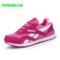 2019 Hot Sale Girls Kids Sneaker Spring Footwear Children Girls Unisex Jogging Walking Sneaker Anti Slip Running Trainers Boy