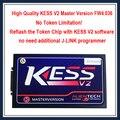 KESS V2 Versión Maestra para camiones SW2.28 FW4.036 No Token Limitación