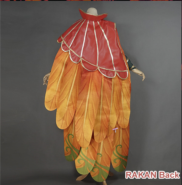 Image 3 - Game LOL RAKAN The Charmer Cosplay Costume Fancy Costume COSPLAYONSEN-in Game Costumes from Novelty & Special Use