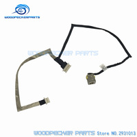 Free shipping New Laptop For Acer For Aspire 13.3 S3 591 MS2346 laptop DC Power jack SM30 SATA CABLE 50.4QP24.011
