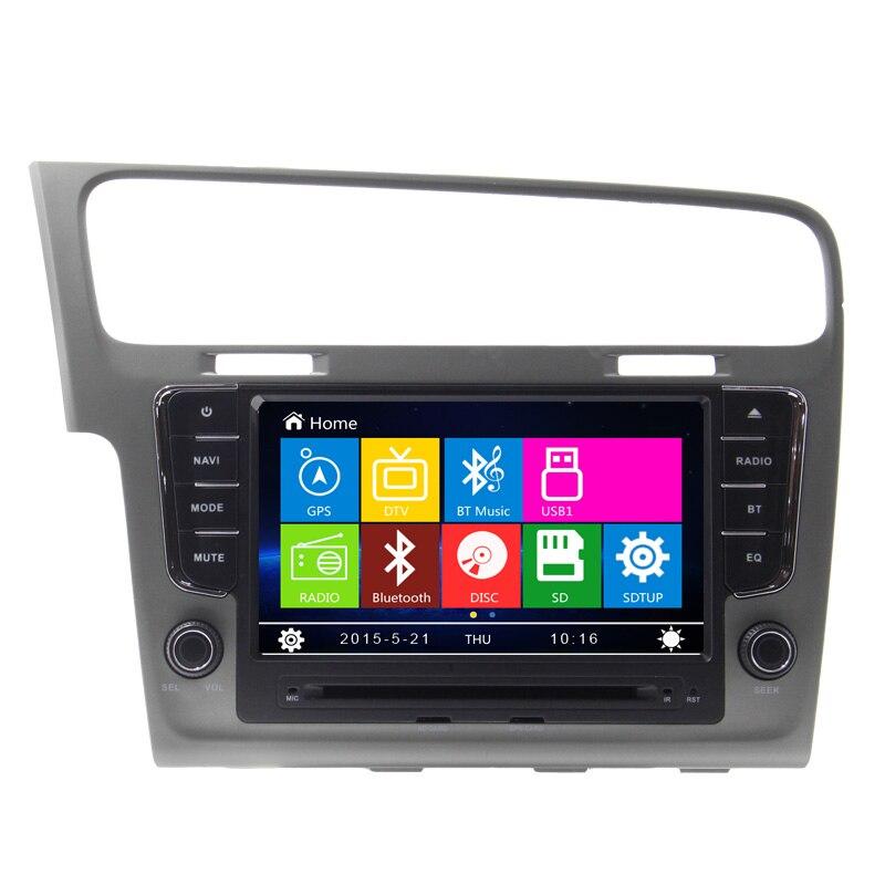 Bluetooth GPS Mirror VW/Volkswagen/Golf
