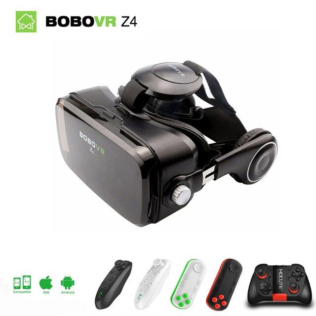 100% Оригинальные xiaozhai bobovr Z4 виртуальной реальности 3D VR Очки private Театр для 4.7-6.2 дюйм(ов) телефоны погружения