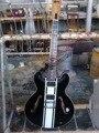 2013 new arrival top quality signature guitar wholesale retail sales promotion Tom Delonge ES335 black  Electric Guitar