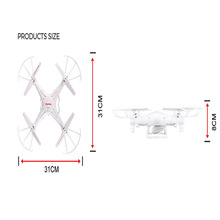 SYMA X5C RC Drone With HD Camera Quadcopter 6-Axis Remote Control Toys Helicopter Syma X5 No Camera Dron