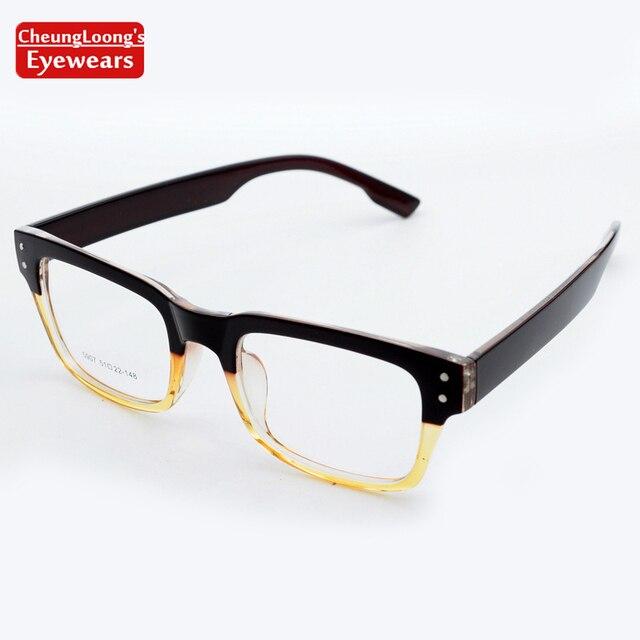 004c4a67d elastic legs classical frame glasses with TR90 7 color eyeglasses women men  's oculos de