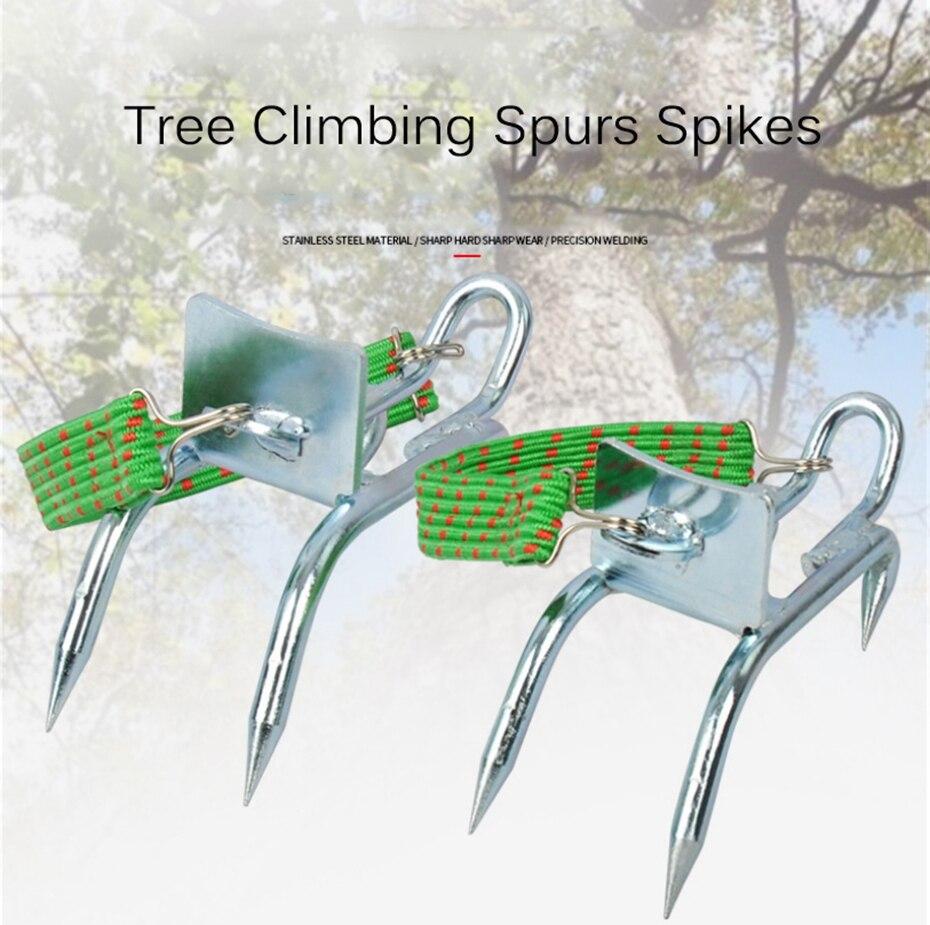 caminhadas árvore escalada ferramentas de alta resistência