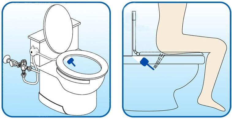 bidet toilet significance зурган илэрцүүд