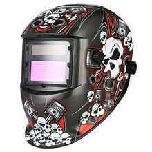 hot deal buy industrial welding helmet auto darkening welding mask tig mig terminator solar powered grinding welding\soldering equipment