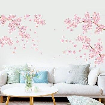 Rosa ciruela individualidad creativa decoración del hogar pegatinas de pared en la pared