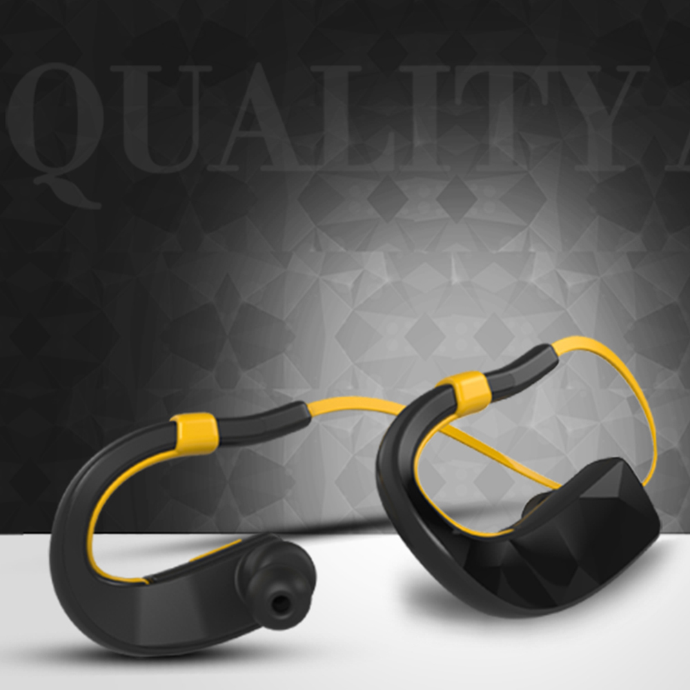 2017 New Dacom CE-2 Bluetooth Headphones Wireless Earphone Fashion Sports Running Stereo Bass Music Headsets with Microphone nfc dacom athlete bluetooth headsets wireless sport headsfree headphones stereo music earphones fone de ouvido with microphone