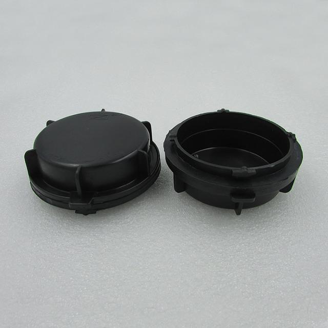 Para Kia sportage R tampa à prova de poeira tampa de plástico tampa de vedação à prova d' água em os faróis baixos feixe tampa traseira PP material