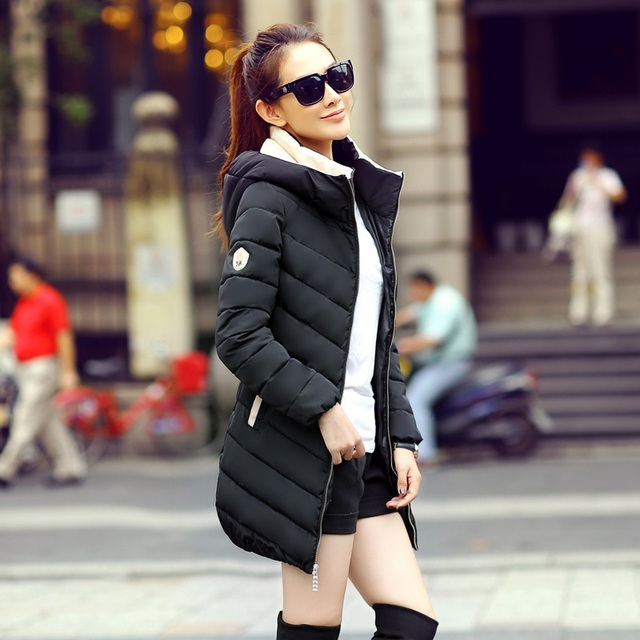 f97118b111 US $25.99 |Down Parka Womens Winter Jackets And Coats Parkas For Women  Winter Jackets Canada Online Shop Clothing Cheap Winter Coat-in Parkas from  ...