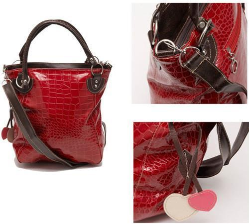 Hot Fashion Women Ladys Stone bags PU Leather Shoulder Bag Handbags HOBO Purses Totes