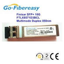 SFP Трансивер Finisar SFP + 10 Г FTLX8571D3BCL нм Многомодовый Дуплексный разъем LC