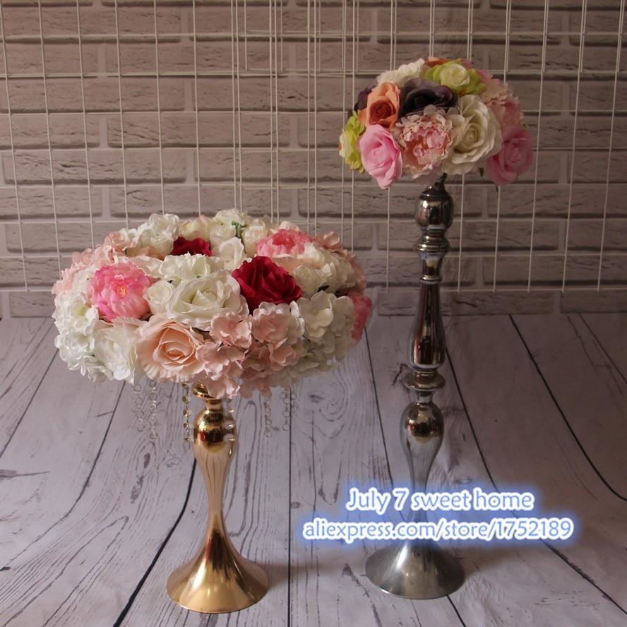 Flower Wreaths For Weddings: Aliexpress.com : Buy NEW Wedding Flower Wreath Table