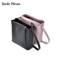 Women's Bags Crossbody Handbag Pink Organizer Big Bag Women 2018 Fashion Blue Shoulder Bag Bucket Lady Leather Soft Sac A Main