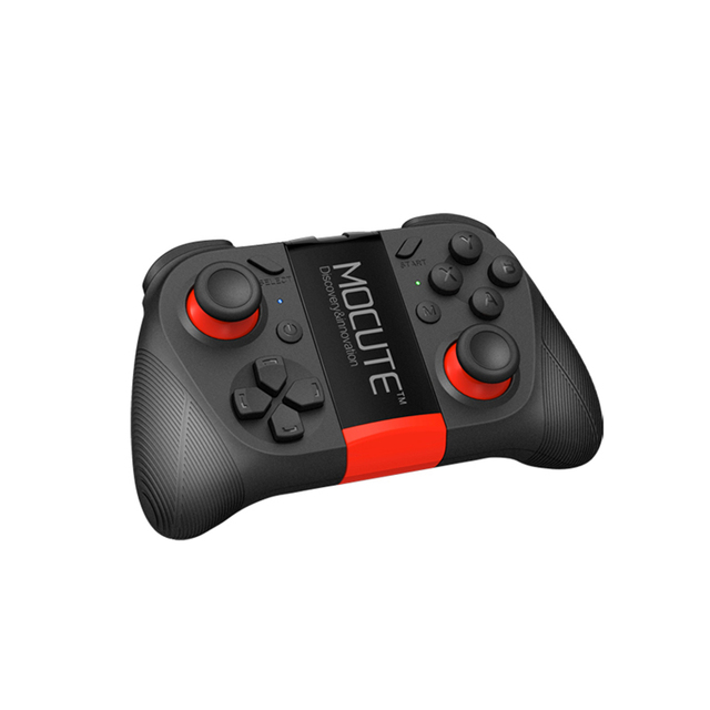 US $17 99 | MOCUTE 050 Android App for Apple iOS King Glory Eat Chicken  Wireless Gaming (PC) Bluetooth Gamepad VR-in Gamepads from Consumer