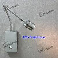 ใหม่สัมผัสลดแสงไฟLED 3วัตต์200LM 15%-100%ความสว่างเปลี่ยนแปลงโรงแรมหรูRV