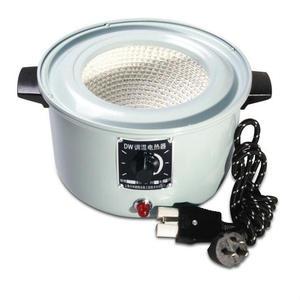 Image 2 - Manteau chauffant électronique à température réglable de 250ml/500ml à 5000ml, thermostat pour utilisation en laboratoire, 1 pièce/lot