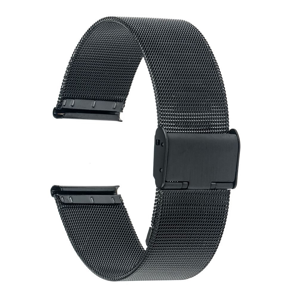 22mm Milanese Armband für LG G Uhr W100 / R W110 / Urbane W150 Mesh - Uhrenzubehör - Foto 2