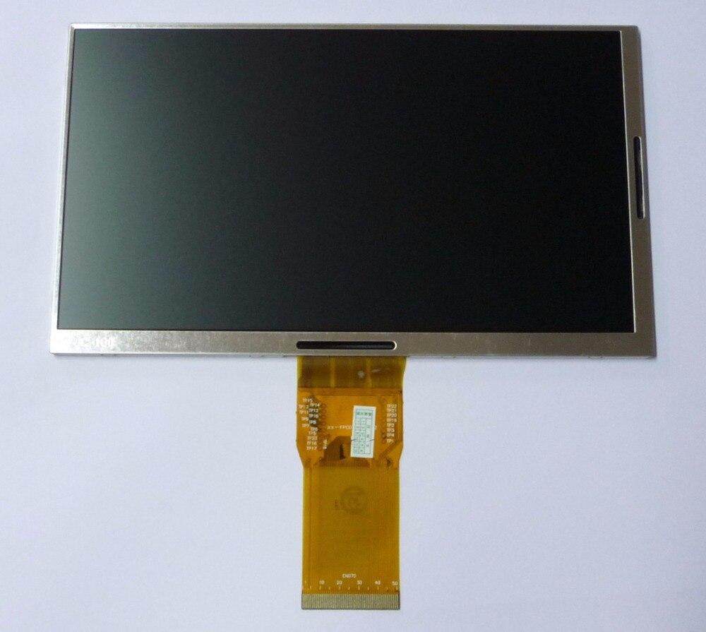 New 7 For Globex GU708C BT 163*97*3mm Tablet LCD Display screen panel Matrix Digital Replacement Free Shipping globex k2000 отзывы