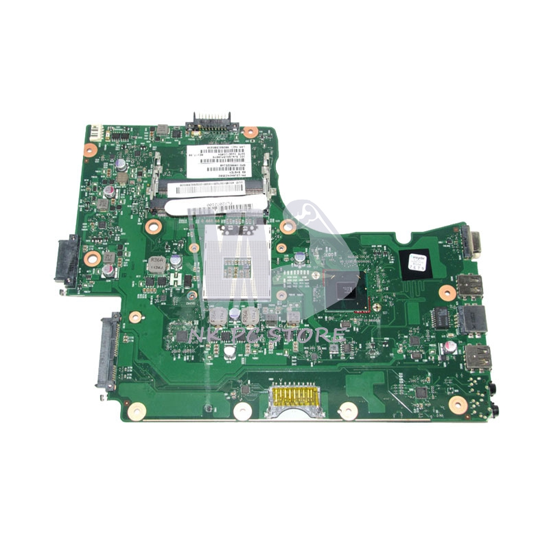 NOKOTION V000225140 Main Board For Toshiba Satellite C650 Laptop Motherboard HM65 DDR3 1310A2423502 t000025060 main board for toshiba satellite dx730 dx735 laptop motherboard system board hm65 hd3000 ddr3