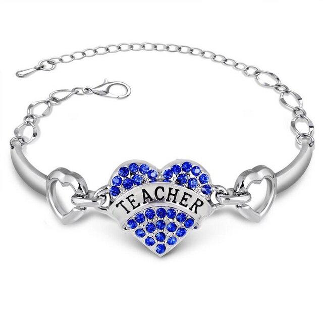 aliexpress buy diy letters bracelets women silver