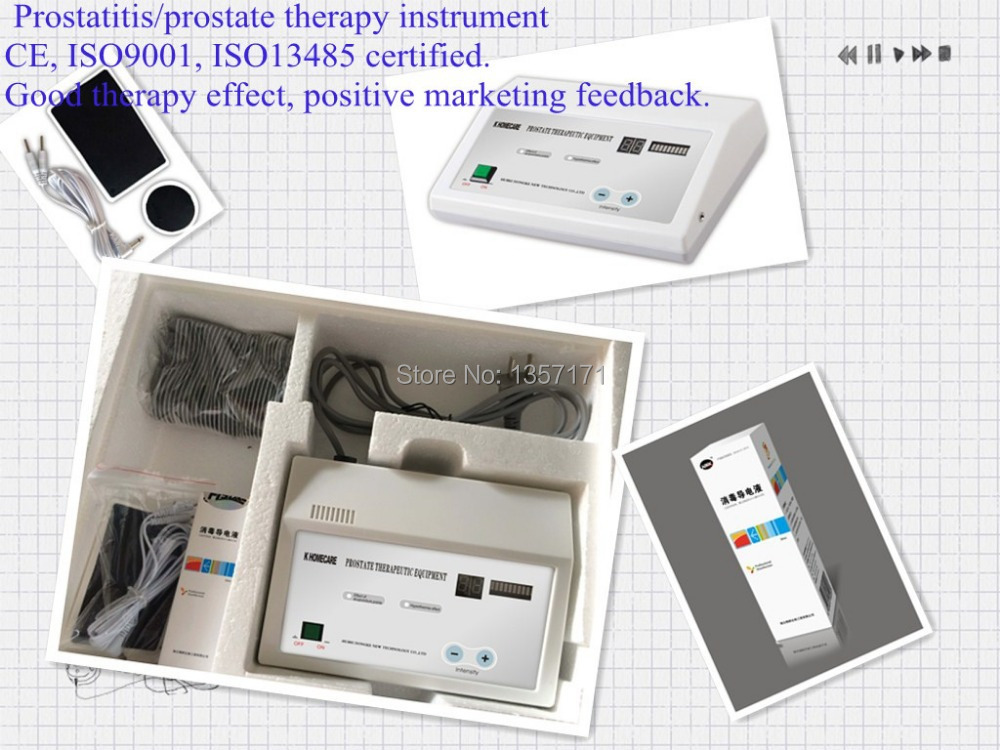 Prostate treatment instrument for the Chronic non-bacterial postatitis men prostate treatment instrument could help the prostate health care men s prostate