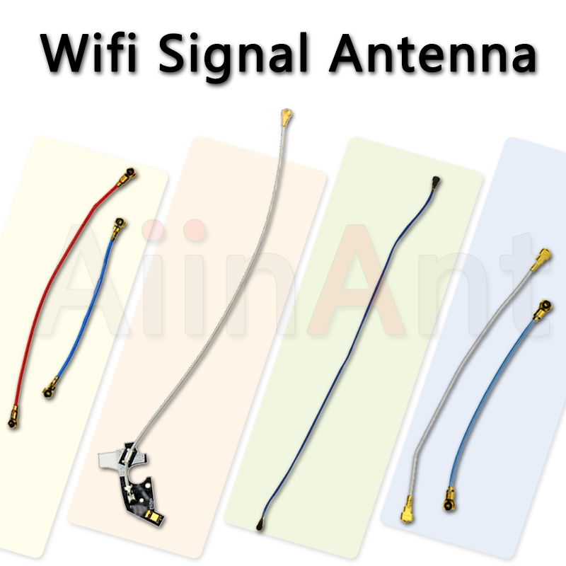 Original Wifi Flex For Samsung Galaxy S3 S4 S5 S6 S7 S8 Edge Plus WI-FI Signal Antenna Flex Cable Replacement Phone Parts